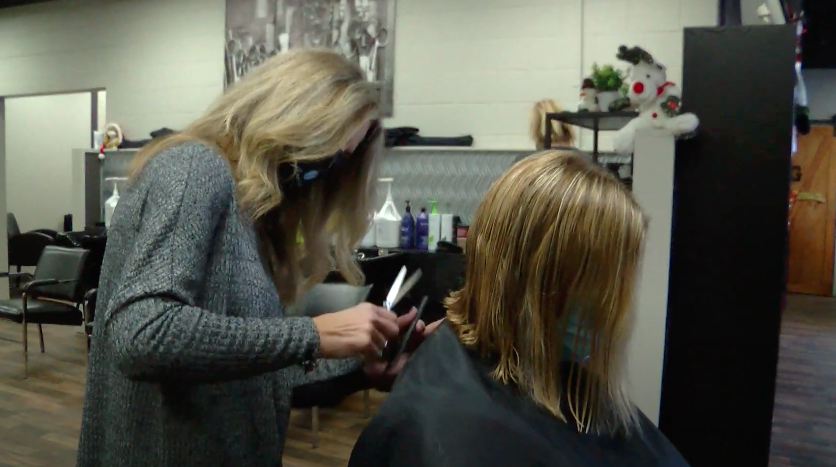 Salons working non-stop until Sunday morning closure