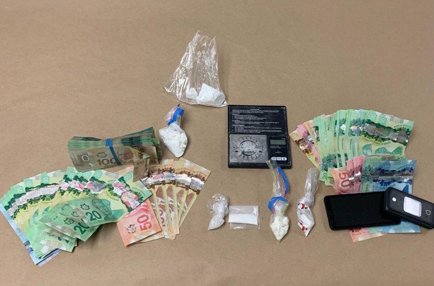 Lethbridge Police arrest B.C. man on drug trafficking charges