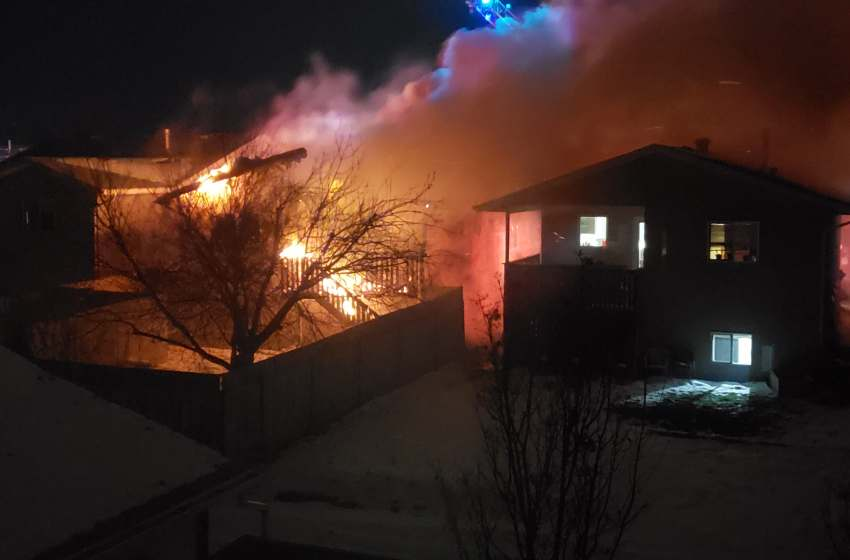 """Monday's house fire deemed """"accidental"""" by fire investigators"""