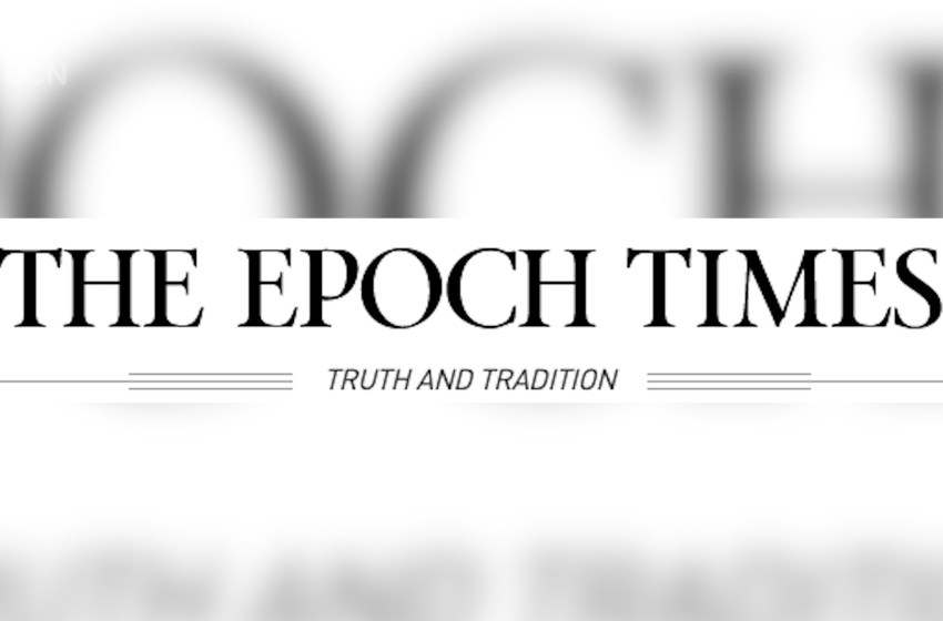 Epoch Times addresses misconceptions