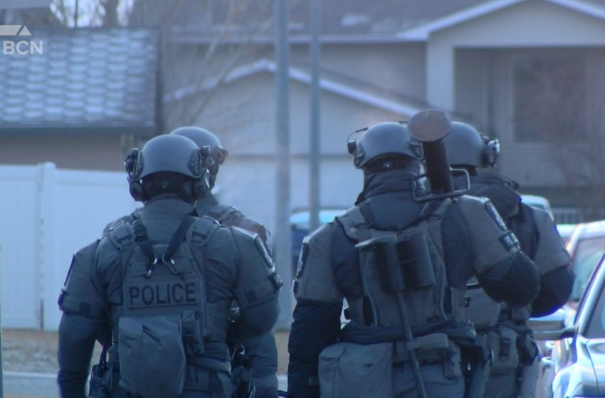 No charges laid following lengthy police standoff