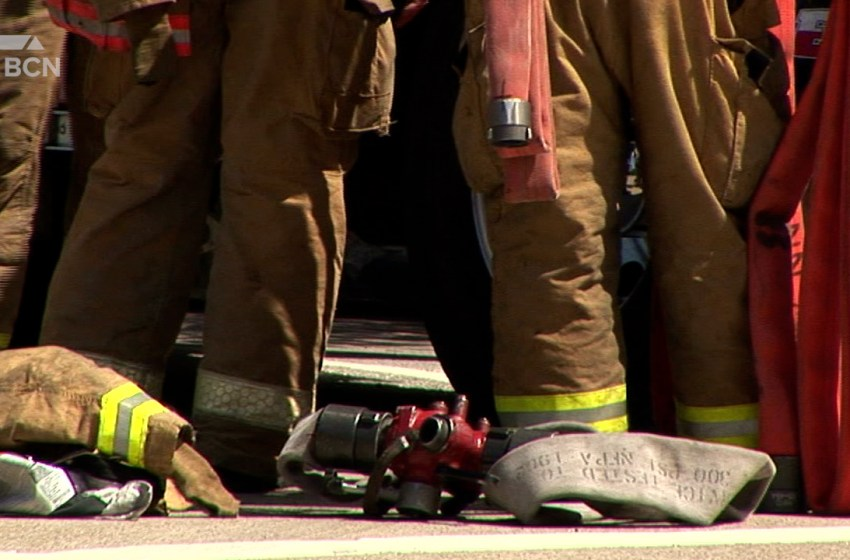 Firefighter cancer 'epidemic' in local communities