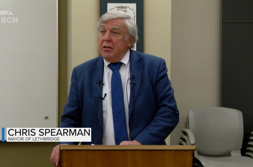 Mayor Chris Spearman has a message for community amidst new restrictions