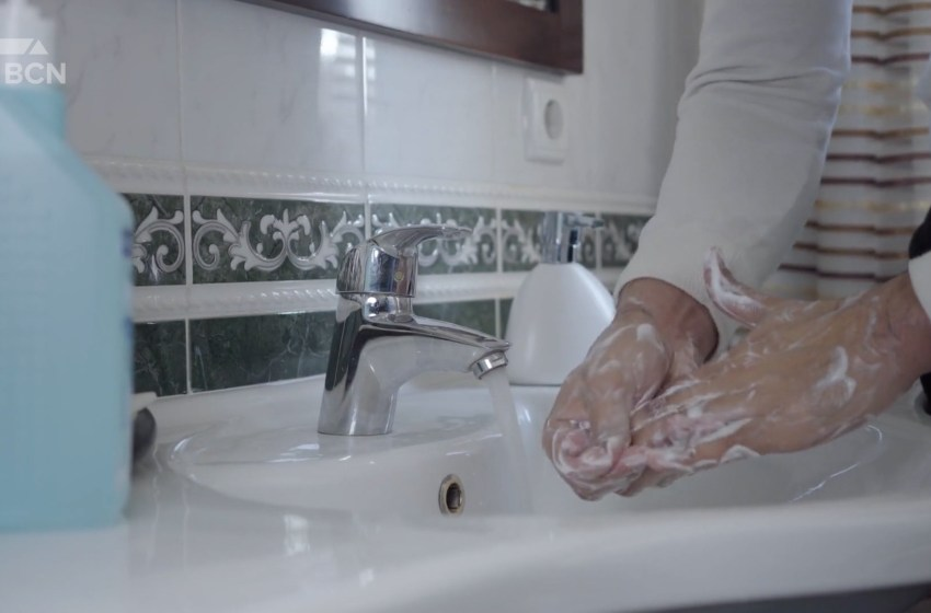 OCD patients worry about contamination during pandemic