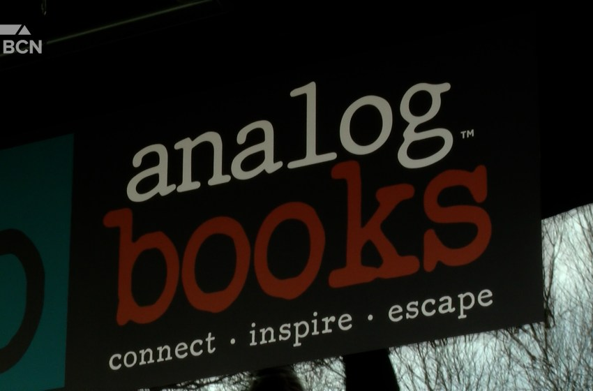 Analog Books opens doors in midst of pandemic