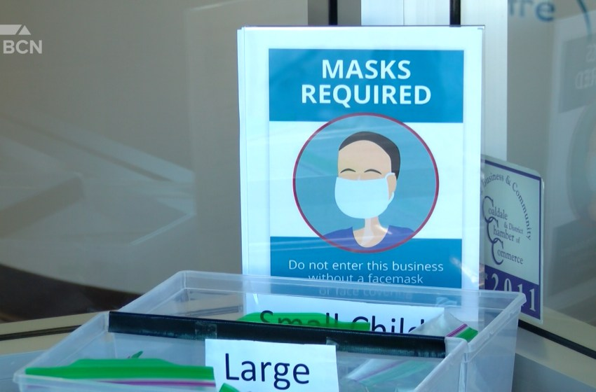 Coaldale business owners weigh in on wearing masks