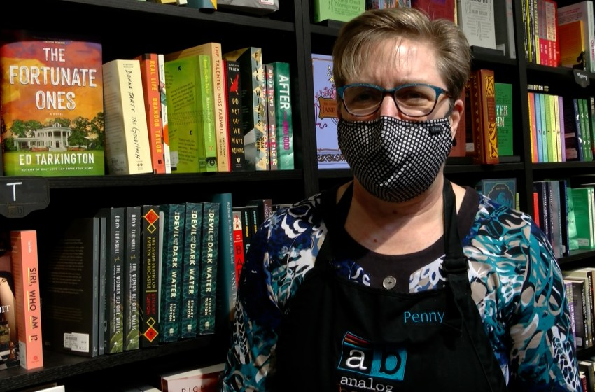 Analog Books voted 'Best New Business 2021' in Lethbridge