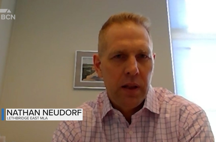 Nathan Neudorf speaks on coal policy consultation