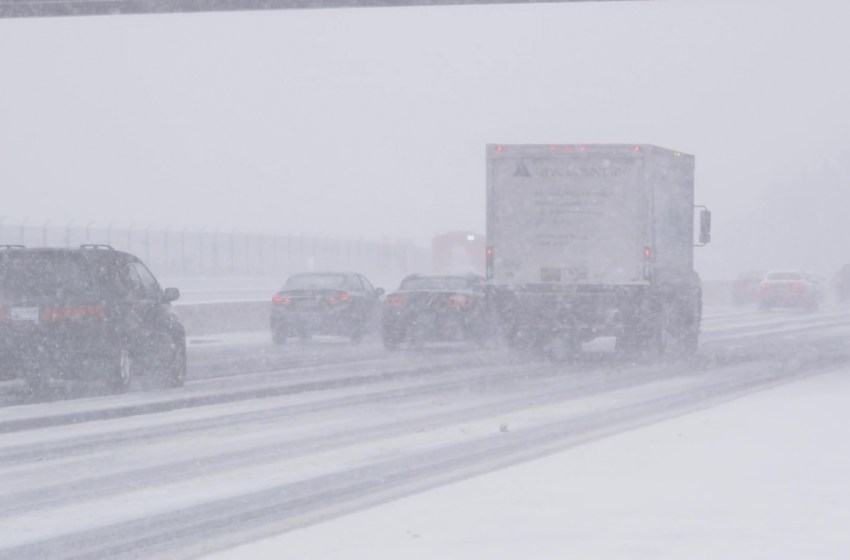 Winter driving tips for when you head out on the road