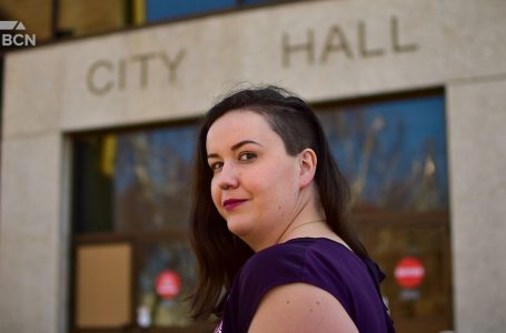 Kelti Baird running for council with focus on local business
