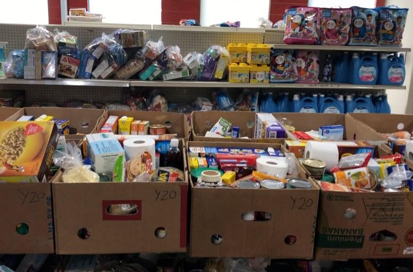Target Hunger Lethbridge seeks volunteers for 2021 food drive