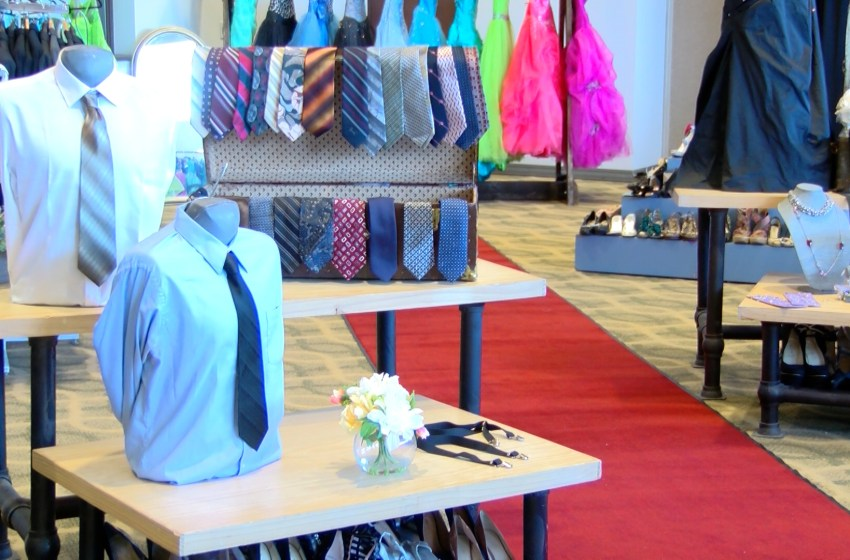 Cinderella Project And Tux Shop to offer free grad clothing for students