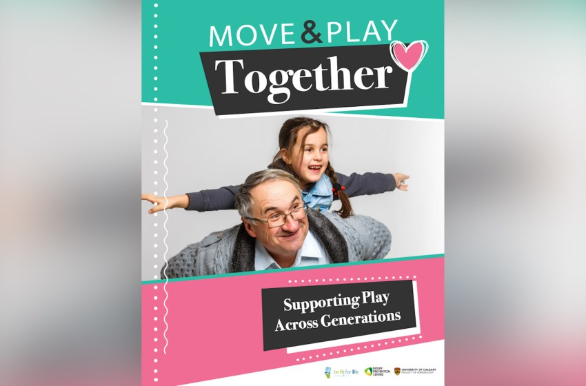 New booklets to help with older adults and kids staying active
