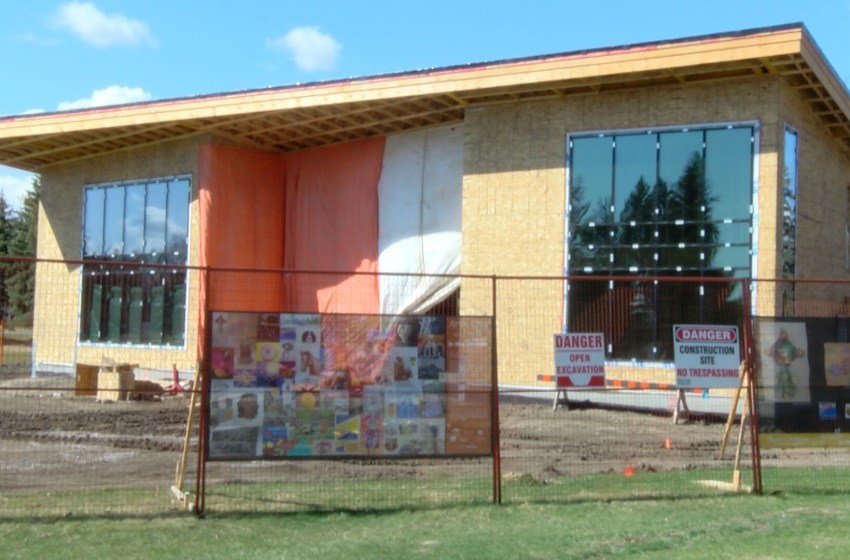 New cultural facility to be complete by conclusion of summer