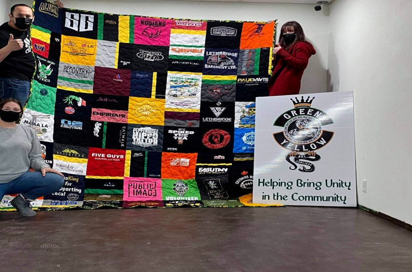 Group uses quilt fundraiser to help Chinook Autism Society