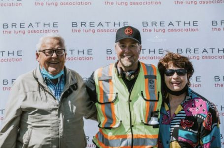 Walk to raise awareness and funding for lung disease