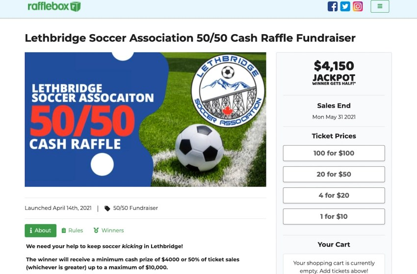Raffle to help pay for equipment and programs at LSA