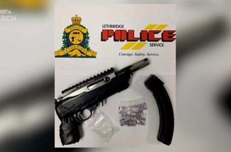 Lethbridge man facing a total of 28 charges