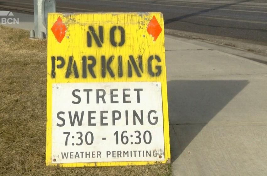 Lethbridge to begin street sweeping April 12