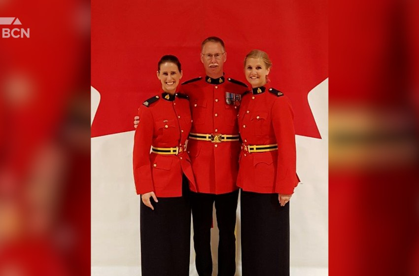 Coaldale's Glenn Henry retires from RCMP after more than 35 years