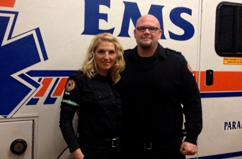 Former paramedic reflects on work-related mental challenges