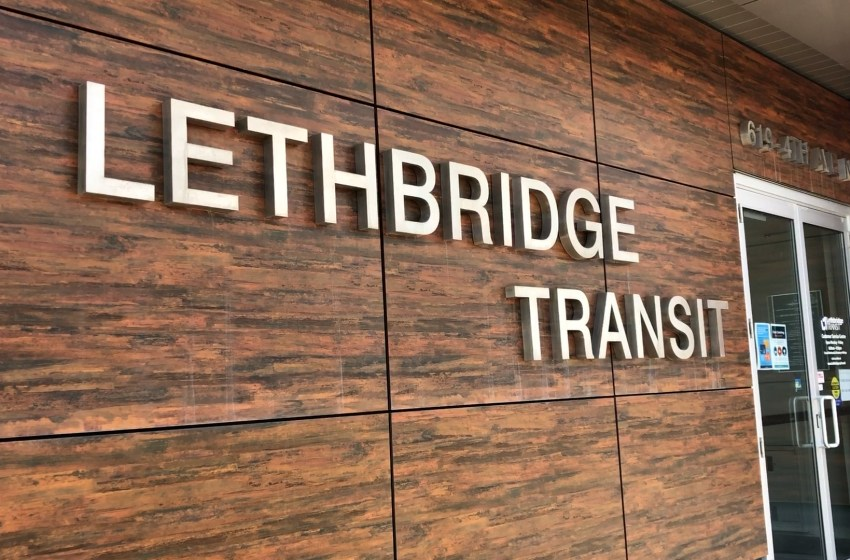 Lethbridge Transit introduces new cityLINK network