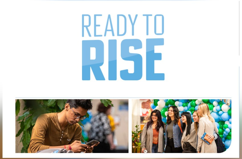 Ready to Rise campaign eyes goal of $1-million