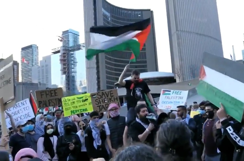 Lethbridge Rabbi gives insight into cause of Israel-Gaza conflict