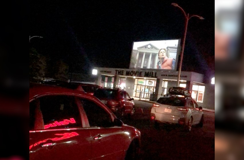 """Movie Mill owner excited to be """"back in the business"""""""