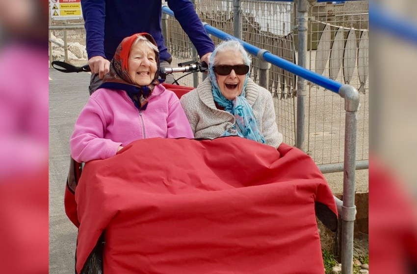 Seniors' trishaw cycling initiative hopes to launch in Medicine Hat