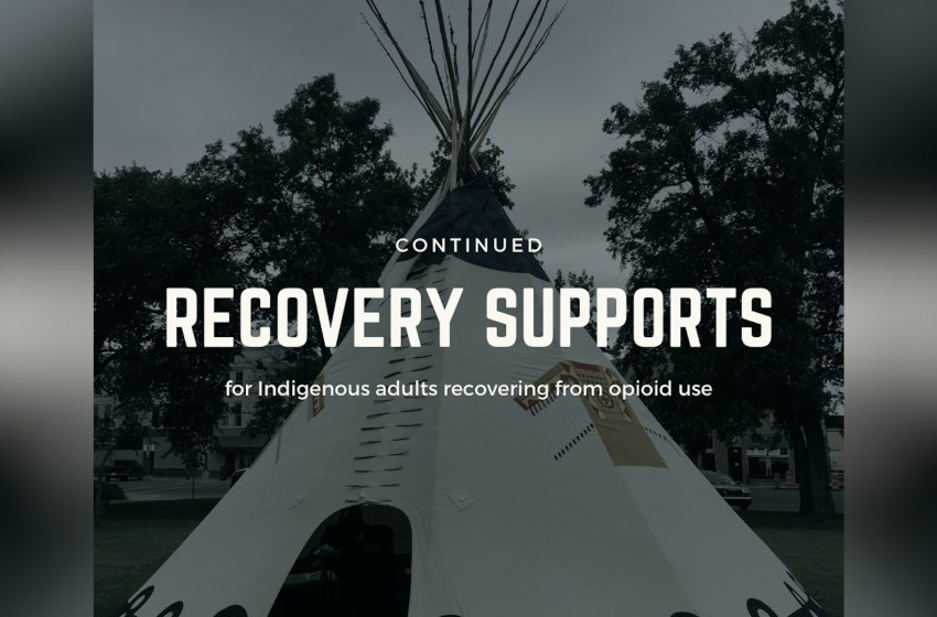 New Program Director for Indigenous Recovery Coach Program