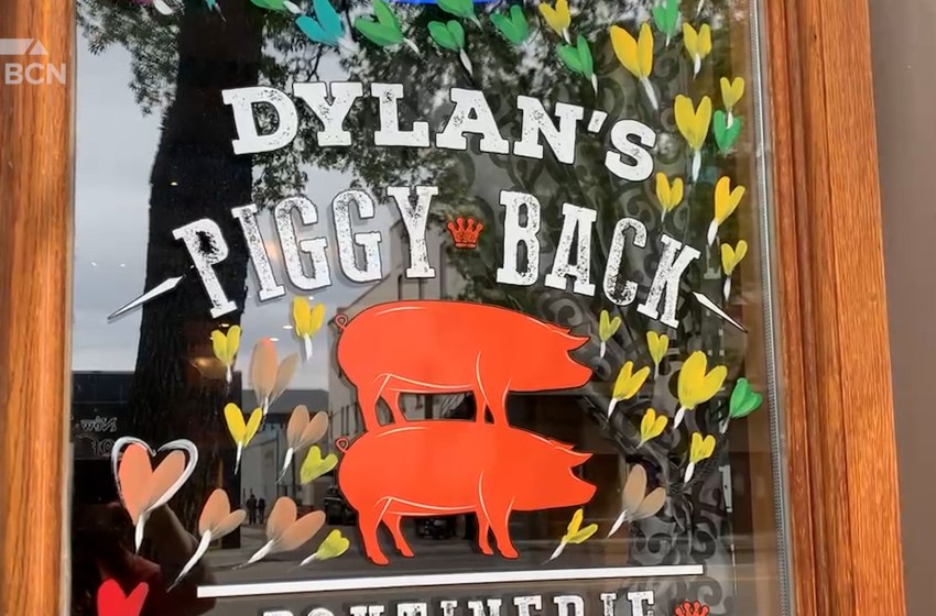 'It's all about the bacon' Dylan's Burger and Deli on National Burger Day