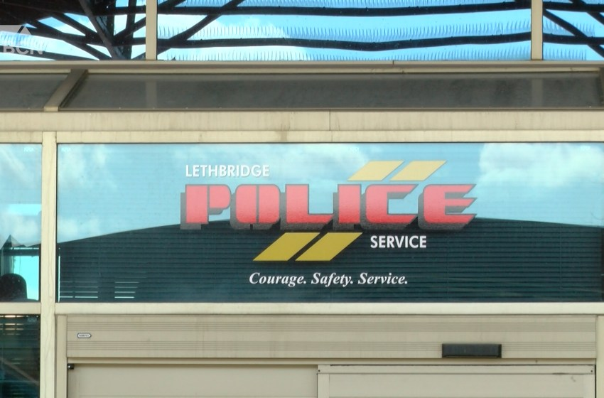 Lethbridge Police Service and Alberta government share enforcement numbers