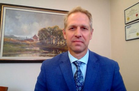 Lethbridge MLA discusses issues facing the Windy City.