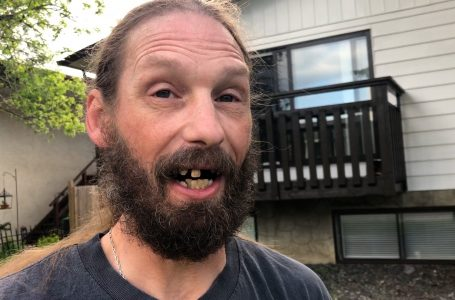 New smile, new life for Calgary man