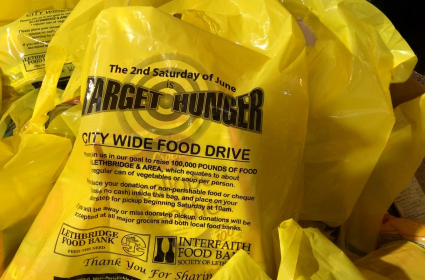 Target Hunger food drive exceeds 50,000 pound goal