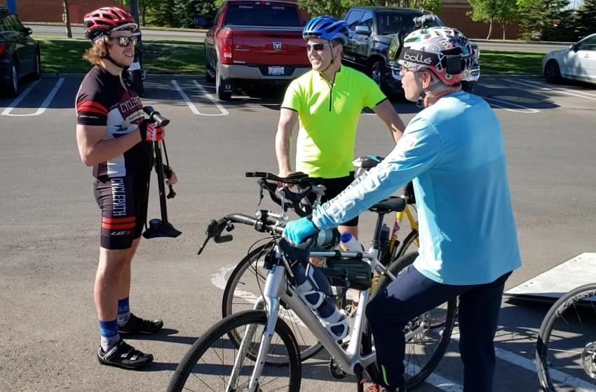 Bike ride fundraiser raises money for mental health
