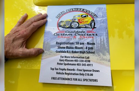 Show and Shine event to highlight classic cars