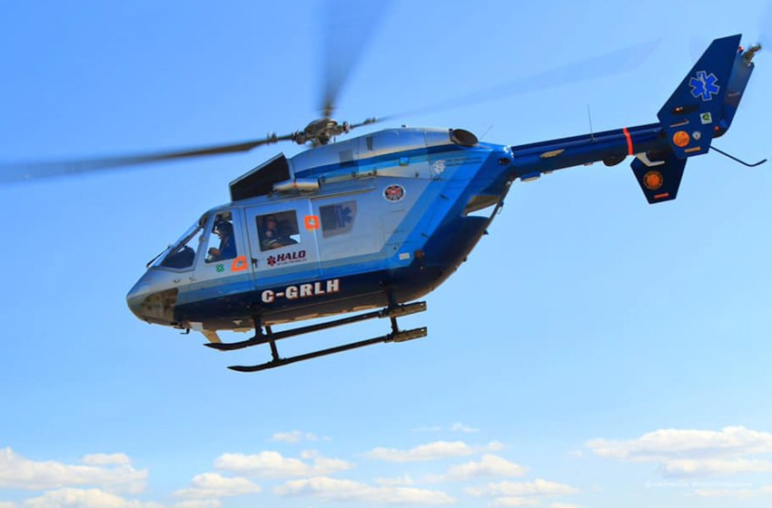 Alberta government helicopter report prompts NDP reaction