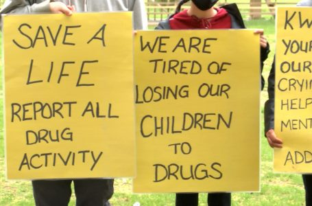 Blood Tribe community members voice concerns on drug crisis, detox facility
