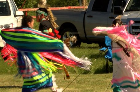 Children's dance competition in Standoff helps promote youth mental health