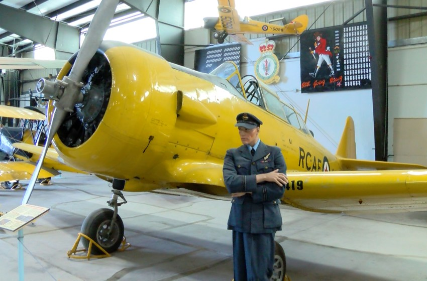 Reopening underway for Bomber Command Museum of Canada