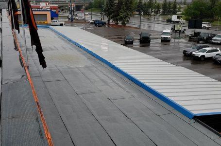 GoFundMe raises money for legion lower roof