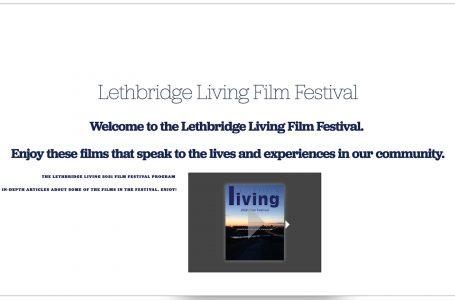 Films highlighted at Lethbridge Living Film Festival
