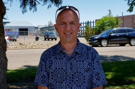Nick Paladino files councillor papers for upcoming election