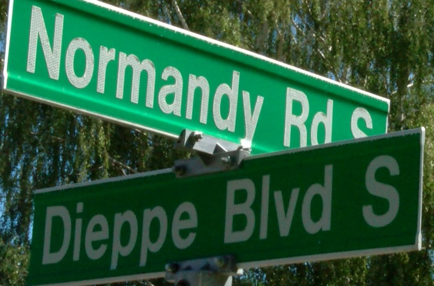 The meaning behind street names in Lethbridge