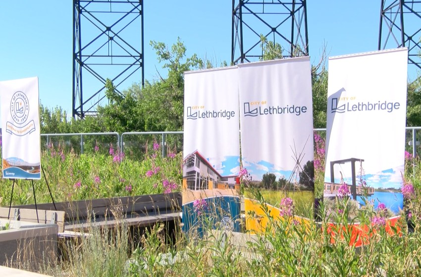 City of Lethbridge unveils new brand and logo