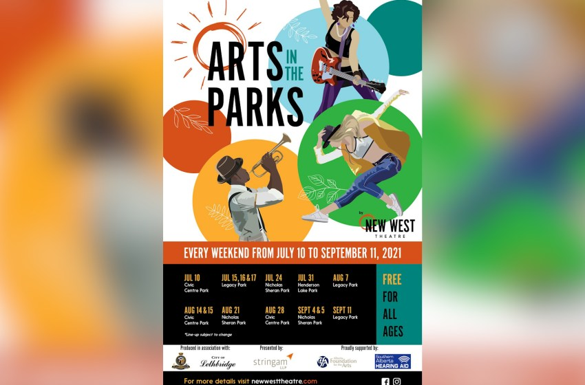 Arts in the Parks to showcase local artists