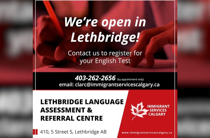 Language centre sets up shop in Lethbridge