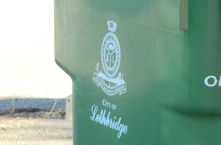 City introduces organic waste bins